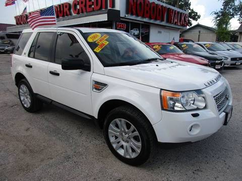 2008 Land Rover LR2 for sale at Giant Auto Mart 2 in Houston TX