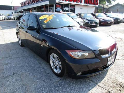 2008 BMW 3 Series for sale at Giant Auto Mart 2 in Houston TX