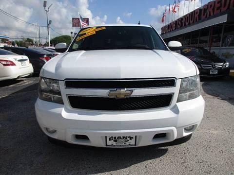 2009 Chevrolet Suburban for sale at Giant Auto Mart 2 in Houston TX