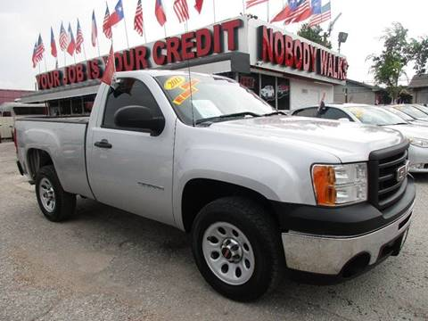 2013 GMC Sierra 1500 for sale at Giant Auto Mart 2 in Houston TX