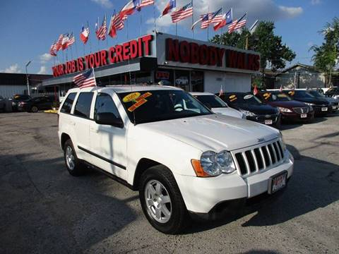 2008 Jeep Grand Cherokee for sale at Giant Auto Mart 2 in Houston TX