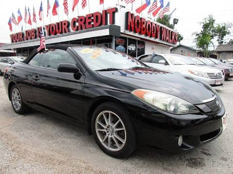 2004 Toyota Camry Solara for sale at Giant Auto Mart 2 in Houston TX