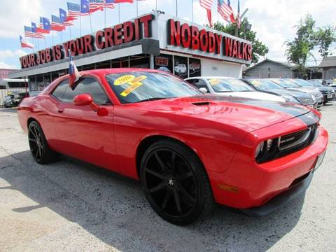 2010 Dodge Challenger for sale at Giant Auto Mart 2 in Houston TX