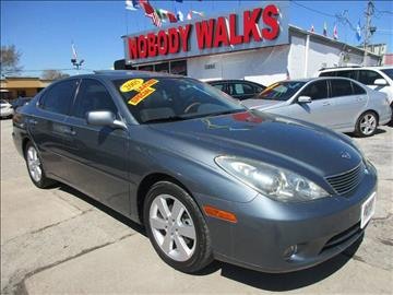 2005 Lexus ES 330 for sale at Giant Auto Mart 2 in Houston TX