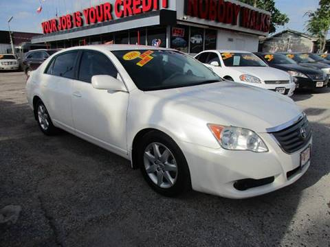 2008 Toyota Avalon for sale at Giant Auto Mart 2 in Houston TX