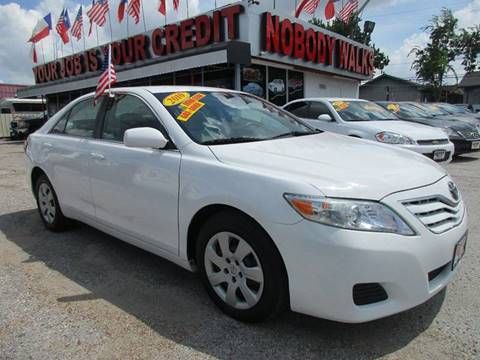 2010 Toyota Camry for sale at Giant Auto Mart 2 in Houston TX