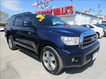 2008 Toyota Sequoia for sale at Giant Auto Mart 2 in Houston TX