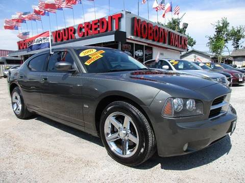 2009 Dodge Charger for sale at Giant Auto Mart 2 in Houston TX