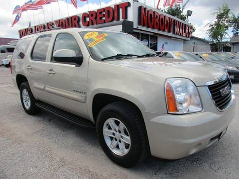 2007 GMC Yukon for sale at Giant Auto Mart 2 in Houston TX