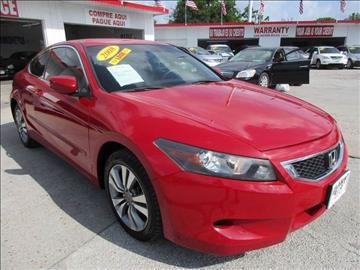 2008 Honda Accord for sale at Giant Auto Mart 2 in Houston TX
