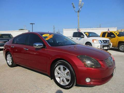 2005 Nissan Maxima for sale at Giant Auto Mart 2 in Houston TX
