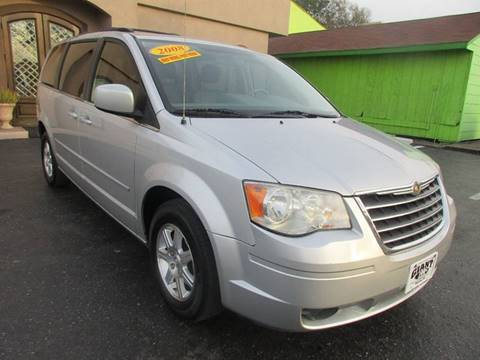 2008 Chrysler Town and Country for sale at Giant Auto Mart 2 in Houston TX