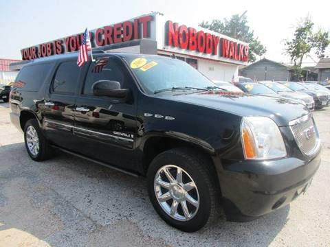 2007 GMC Yukon XL for sale at Giant Auto Mart 2 in Houston TX