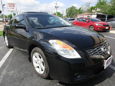 2008 Nissan Altima for sale at Giant Auto Mart 2 in Houston TX