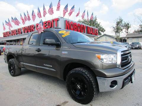 2010 Toyota Tundra for sale at Giant Auto Mart 2 in Houston TX