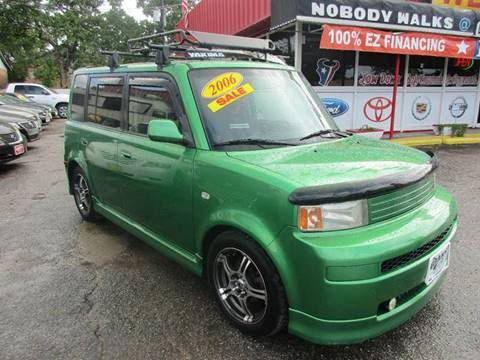 2006 Scion xB for sale at Giant Auto Mart 2 in Houston TX