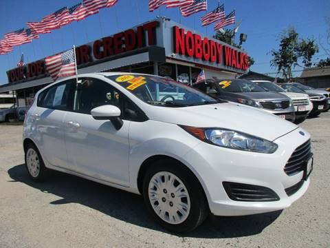 2014 Ford Fiesta for sale at Giant Auto Mart 2 in Houston TX