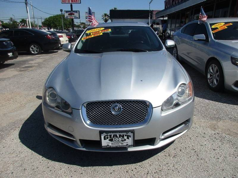 2010 Jaguar XF For Sale At Giant Auto Mart 2 In Houston TX