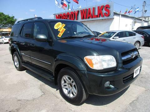 2006 toyota sequoia for sale in texas. Black Bedroom Furniture Sets. Home Design Ideas