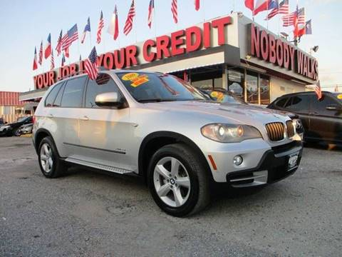 2009 BMW X5 for sale at Giant Auto Mart 2 in Houston TX