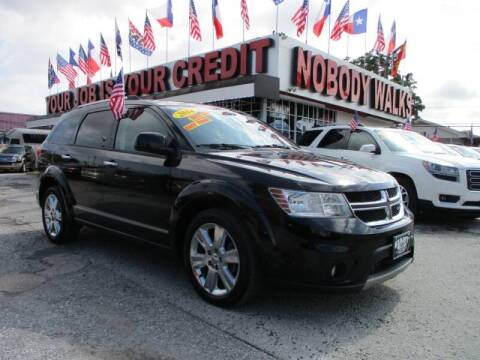 2014 Dodge Journey for sale at Giant Auto Mart 2 in Houston TX