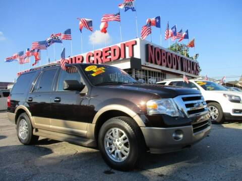 2013 Ford Expedition for sale at Giant Auto Mart 2 in Houston TX