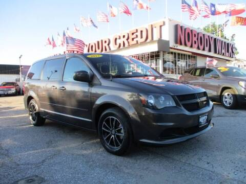 2017 Dodge Grand Caravan for sale at Giant Auto Mart 2 in Houston TX