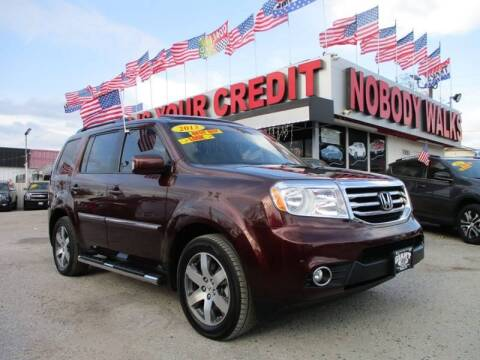 2011 Honda Pilot for sale at Giant Auto Mart 2 in Houston TX