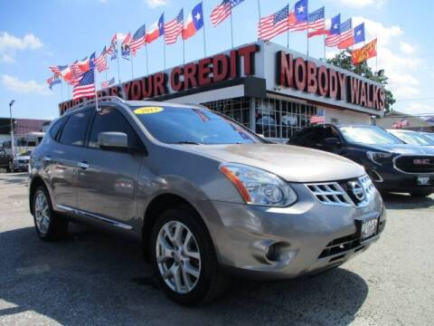 2013 Nissan Rogue for sale at Giant Auto Mart 2 in Houston TX