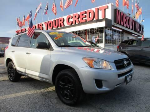 2011 Toyota RAV4 for sale at Giant Auto Mart 2 in Houston TX