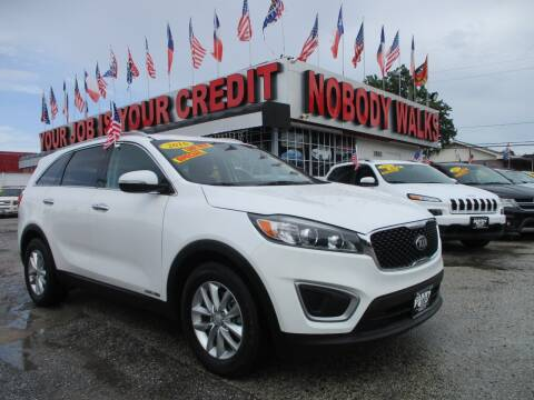 2016 Kia Sorento for sale at Giant Auto Mart 2 in Houston TX