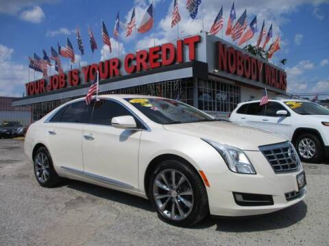 2013 Cadillac XTS for sale at Giant Auto Mart 2 in Houston TX
