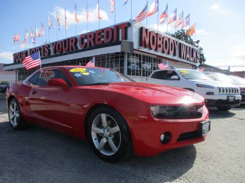 2013 Chevrolet Camaro for sale at Giant Auto Mart 2 in Houston TX