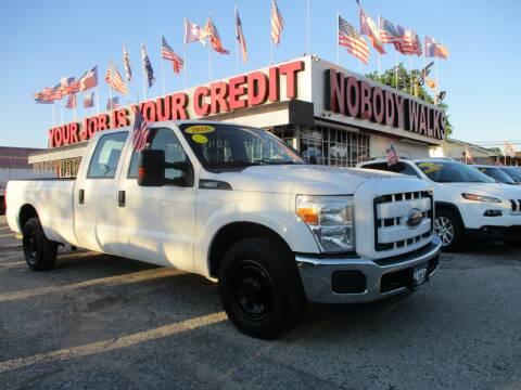 2016 Ford F-250 Super Duty for sale at Giant Auto Mart 2 in Houston TX