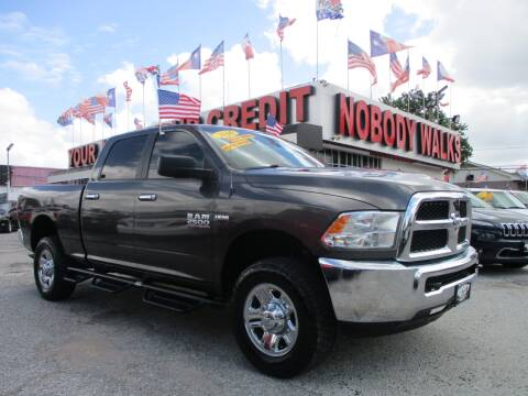 2016 RAM Ram Pickup 2500 for sale at Giant Auto Mart 2 in Houston TX