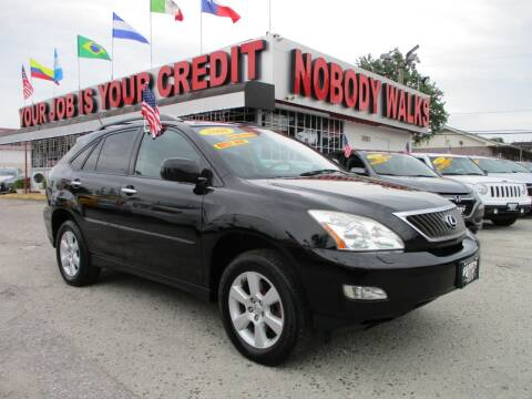 2008 Lexus RX 350 for sale at Giant Auto Mart 2 in Houston TX