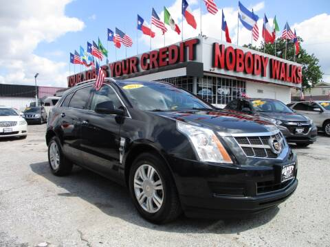 2012 Cadillac SRX for sale at Giant Auto Mart 2 in Houston TX