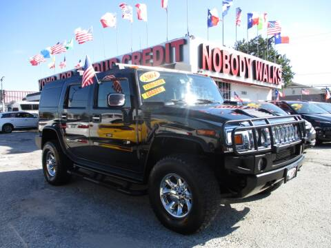 2004 HUMMER H2 for sale at Giant Auto Mart 2 in Houston TX