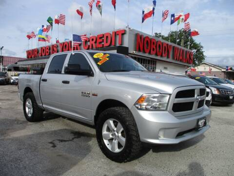 2013 RAM Ram Pickup 1500 for sale at Giant Auto Mart 2 in Houston TX