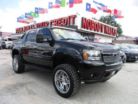 2008 Chevrolet Avalanche for sale at Giant Auto Mart 2 in Houston TX