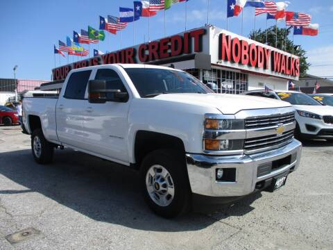 2015 Chevrolet Silverado 2500HD for sale at Giant Auto Mart 2 in Houston TX