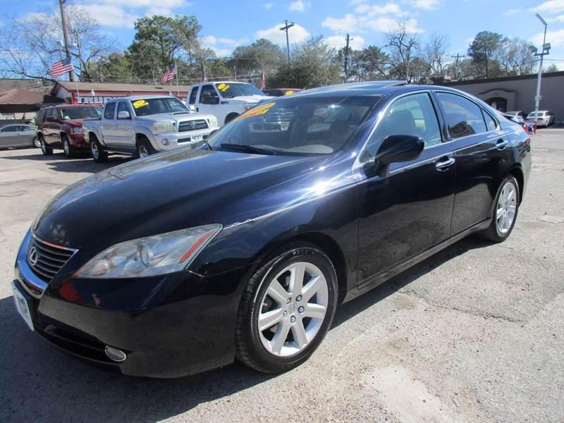 2007 Lexus ES 350 for sale at Giant Auto Mart 2 in Houston TX