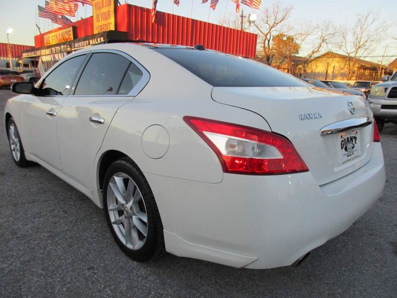 2011 Nissan Maxima for sale at Giant Auto Mart 2 in Houston TX