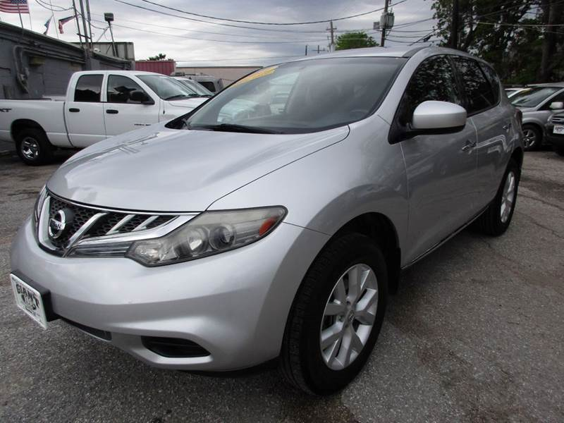2011 Nissan Murano for sale at Giant Auto Mart 2 in Houston TX