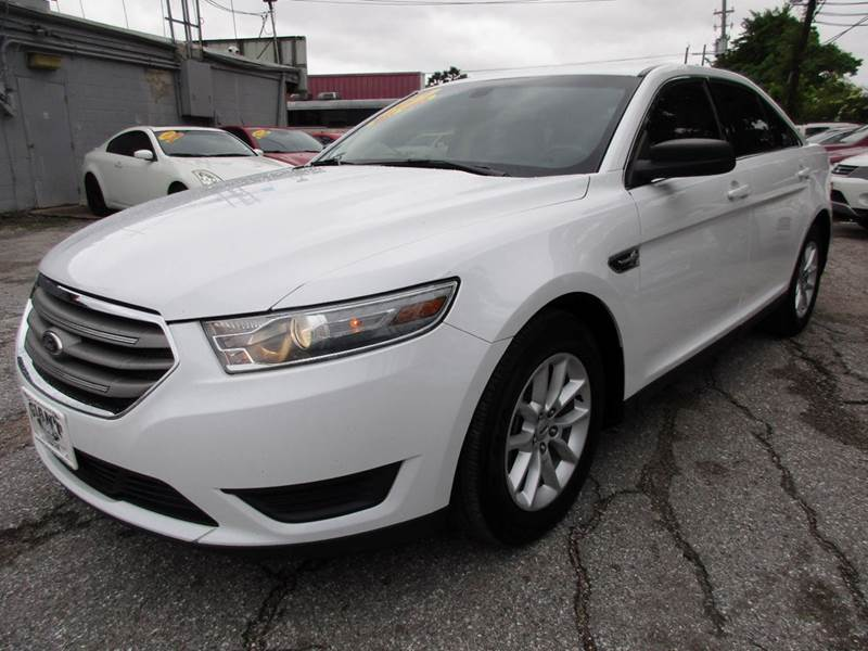 2013 Ford Taurus for sale at Giant Auto Mart 2 in Houston TX