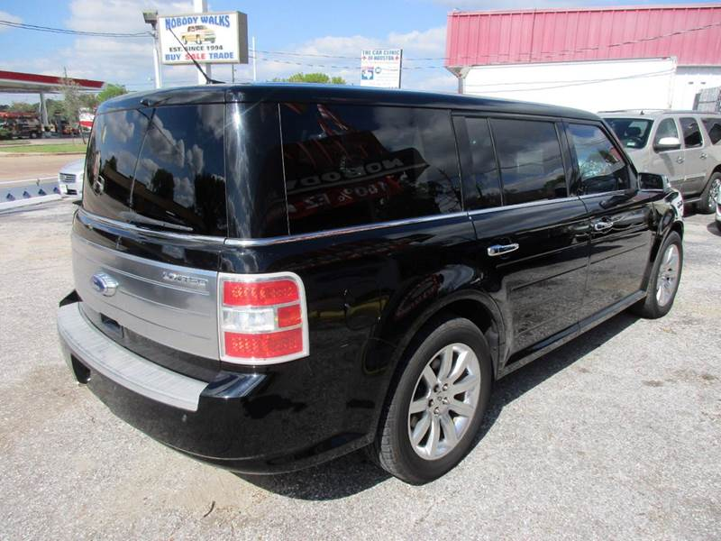 2009 Ford Flex for sale at Giant Auto Mart 2 in Houston TX