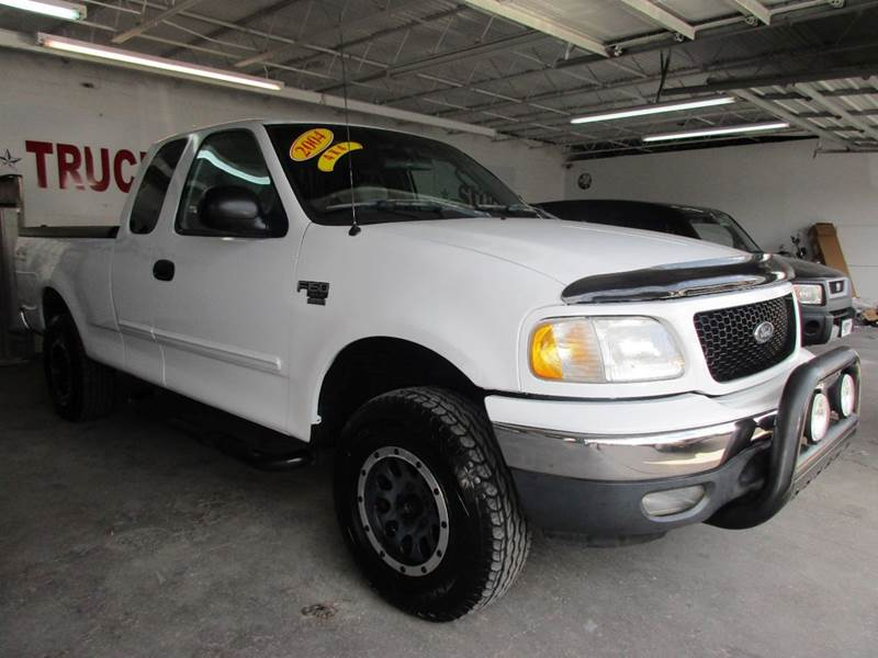 2004 Ford F-150 Heritage for sale at Giant Auto Mart 2 in Houston TX