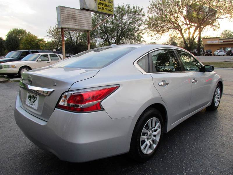 2015 Nissan Altima for sale at Giant Auto Mart 2 in Houston TX