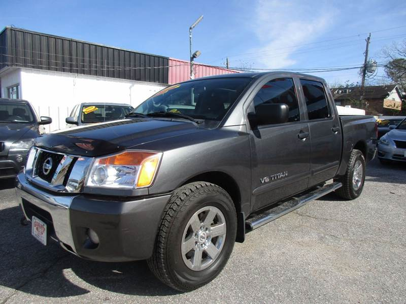 2012 Nissan Titan for sale at Giant Auto Mart 2 in Houston TX