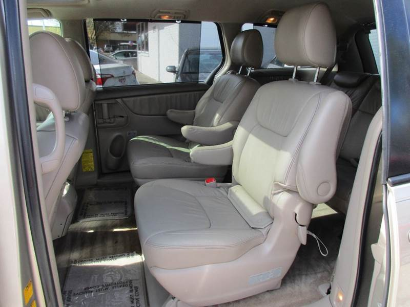 2010 Toyota Sienna for sale at Giant Auto Mart 2 in Houston TX